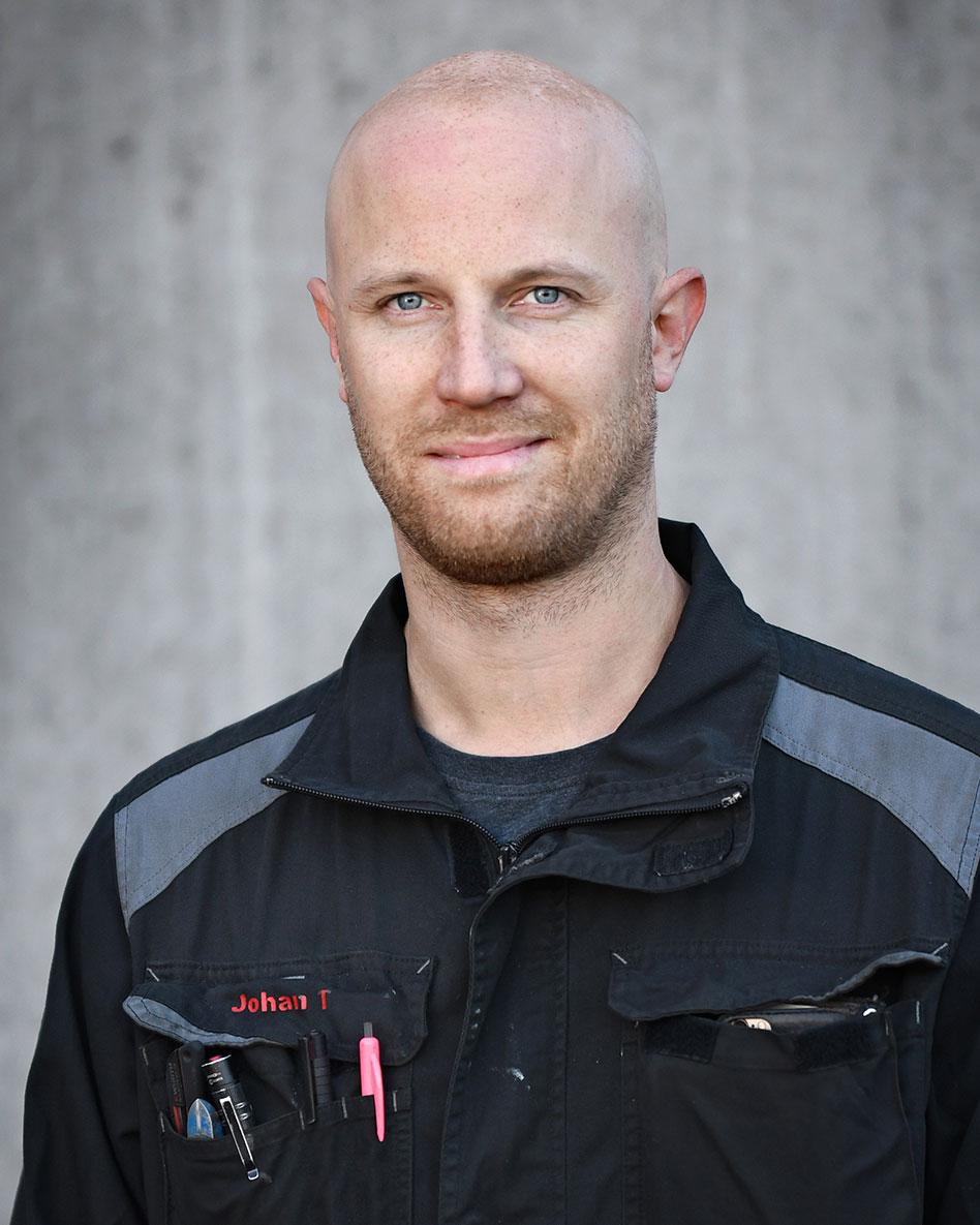 Johan Tjärnén